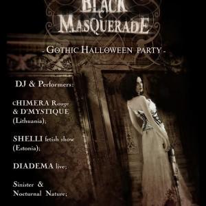 Black Masquerade 2006