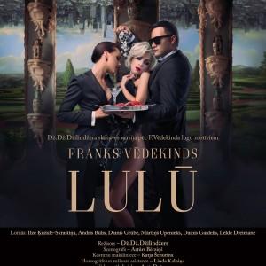 Лулу (афиша, театр Daile, 2018)